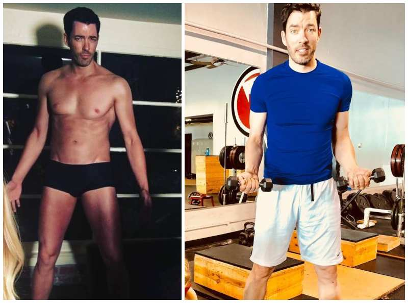 Drew Scott's height, weight and age