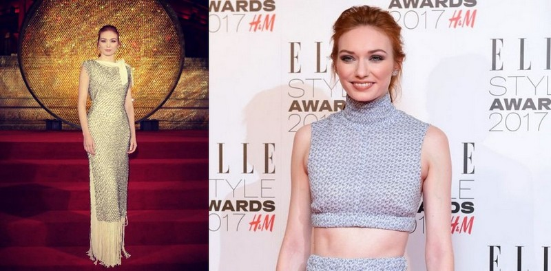 Eleanor Tomlinson's height, weight and body measurements