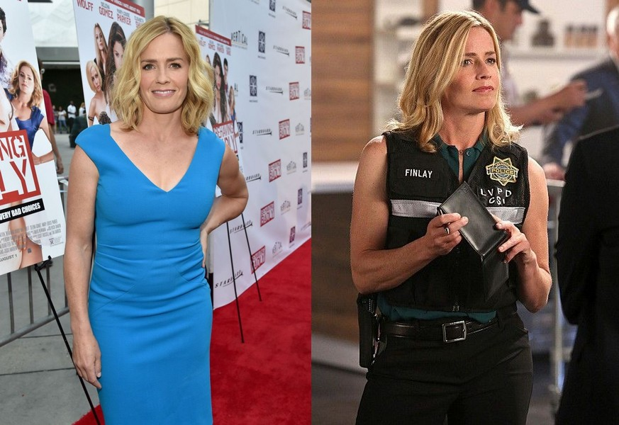 Elisabeth Shue's height, weight and body measurements