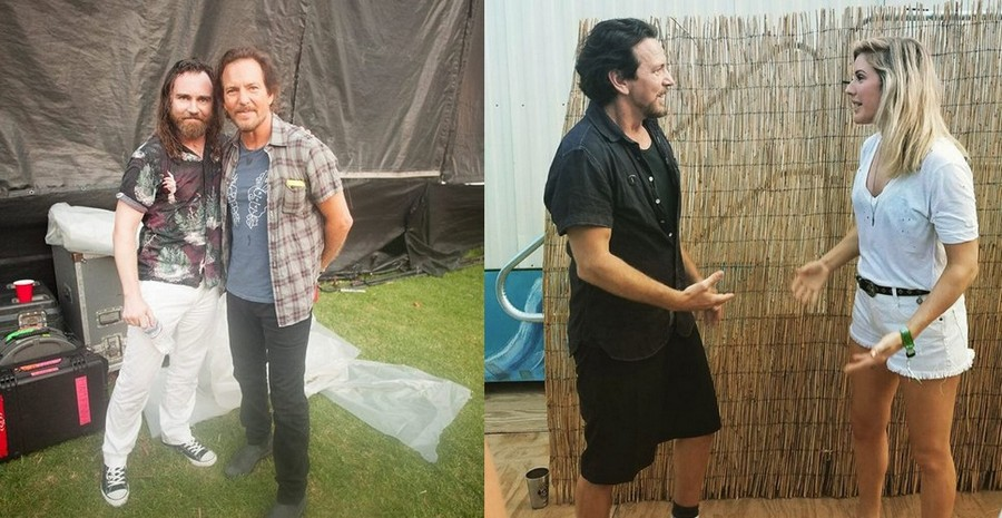 Eddie Vedder height, weight and body measurements