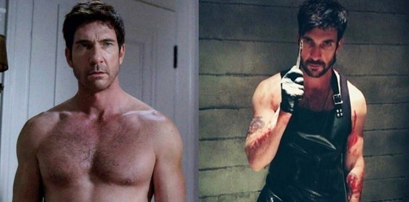Dylan McDermott's height, weight and body measurements