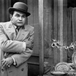 Edward G. Robinson's height, weight. Gangster on screen