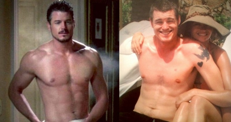 Eric Dane's height, weight and body measurements