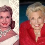 Esther Williams' height, weight. American Mermaid