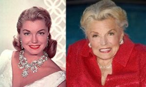 Esther Williams' eyes and hair color