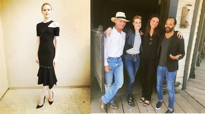 Evan Rachel Wood's height, weight and body measurements