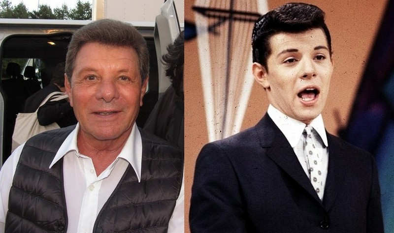 Frankie Avalon's height, weight and age