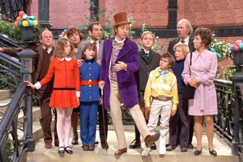 Gene Wilder's height, weight and age