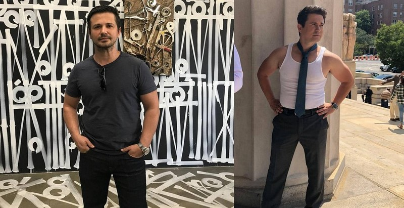 Freddy Rodriguez's height, weight and age
