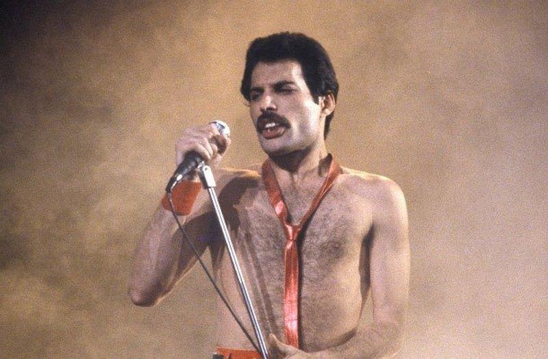 Freddie Mercury's height, weight