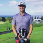 Gary Woodland's height, weight. Professional golf player