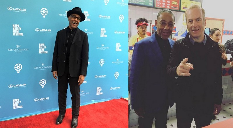 Giancarlo Esposito's height, weight and age