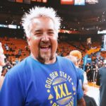 Guy Fieri height, weight. Member of food showbiz
