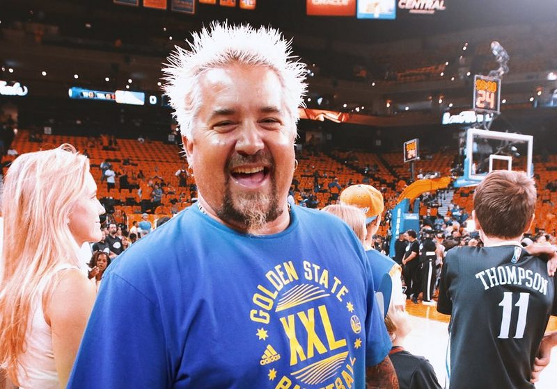 Guy Fieri height, weight and age