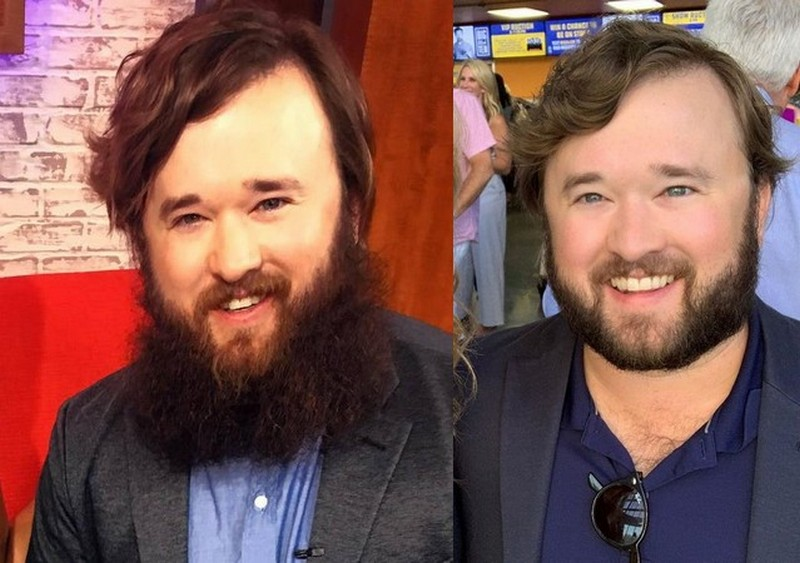 Haley Joel Osment eyes and hair color