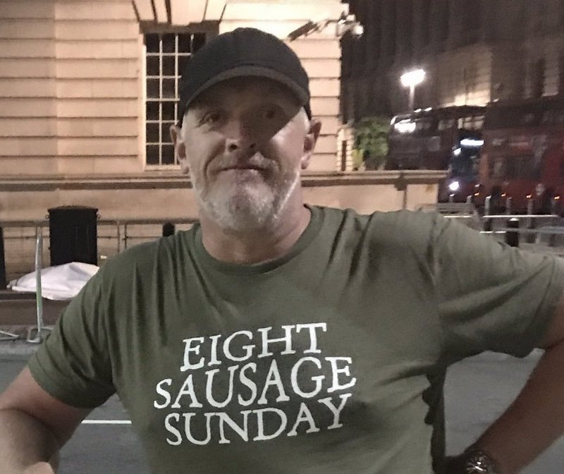 Greg Davies' height, weight and age