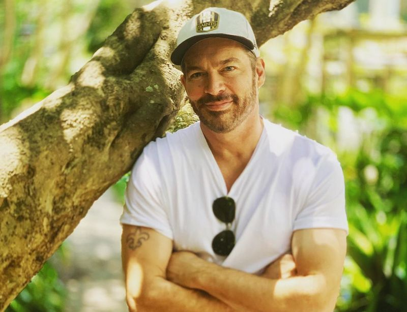Harry Connick Jr height, weight, body measurements