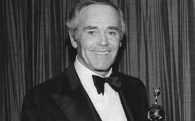 Henry Fonda height, weight and age