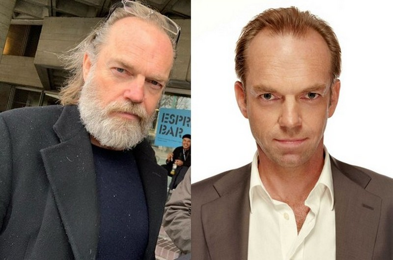Hugo Weaving height, weight and age