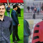 Iker Casillas height, weight. Shot-stopper