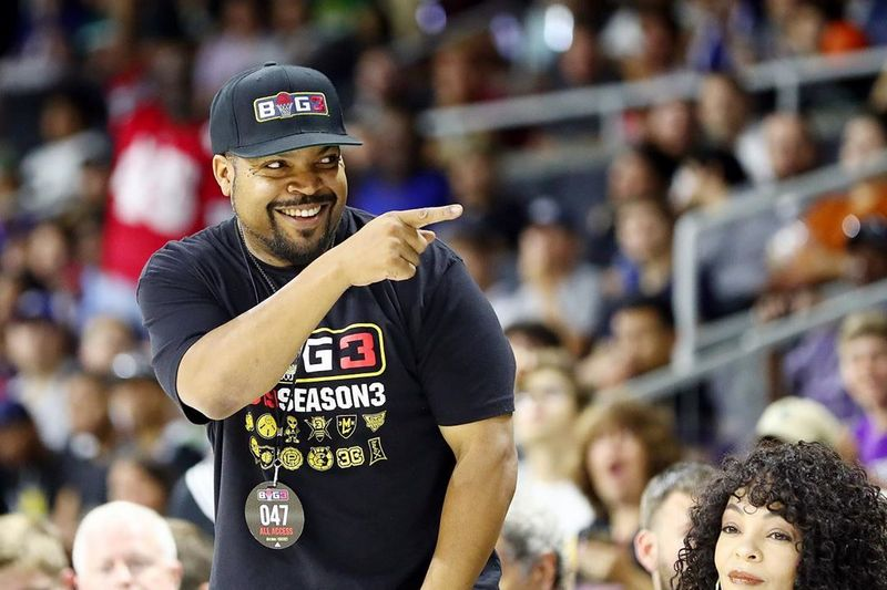 Ice Cube height, weight and body measurements