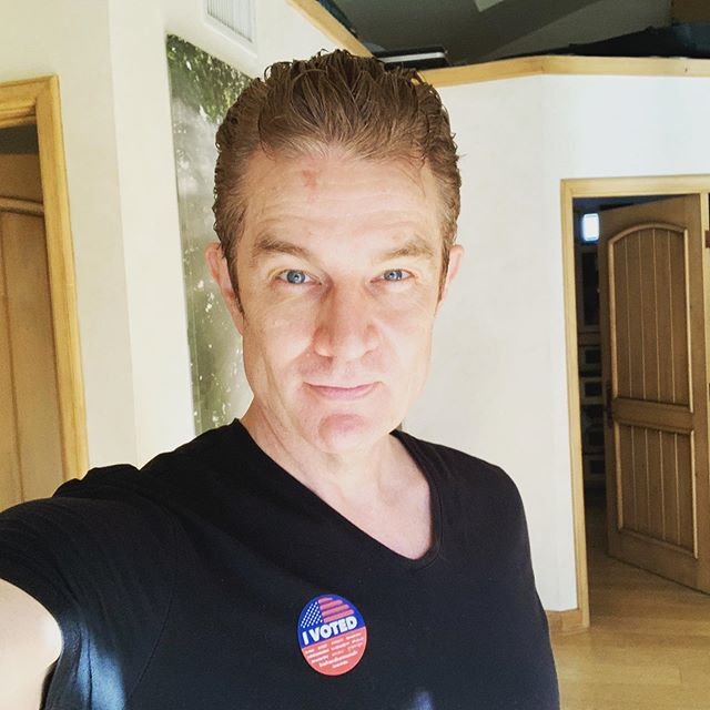 James Marsters, height weight