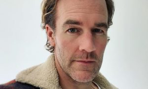 James Van der Beek height