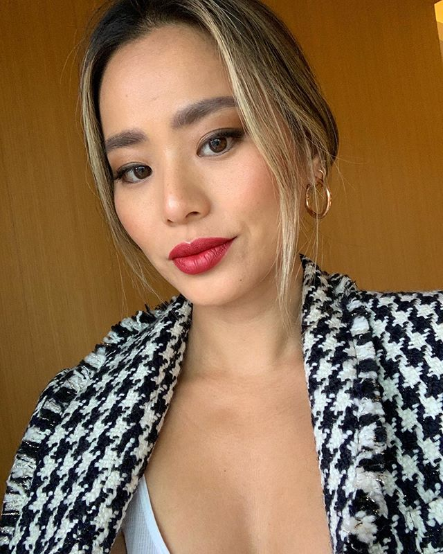 Jamie Chung body measurements