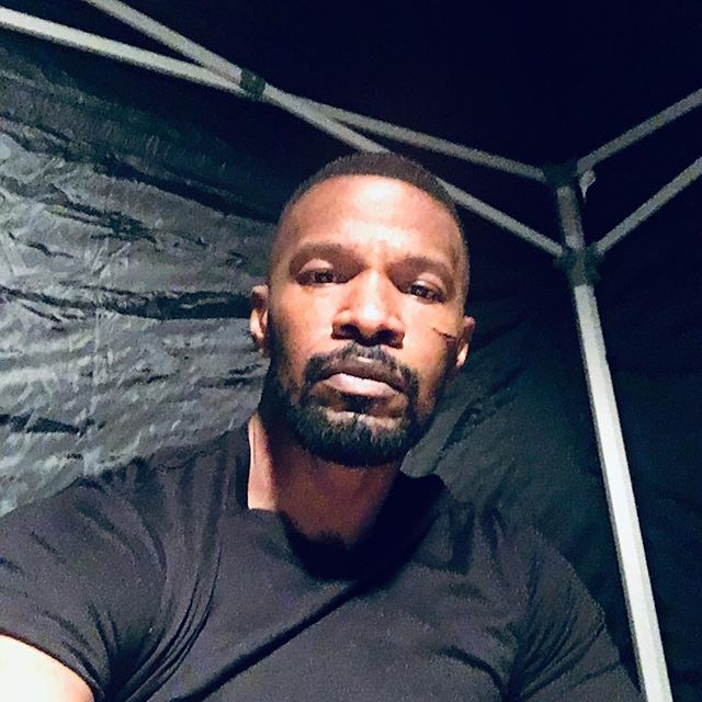 Jamie Fox body measurements
