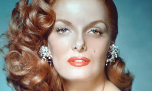 Jane Russell height, weight