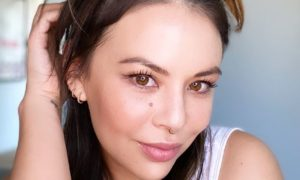 Janel Parrish height and weight