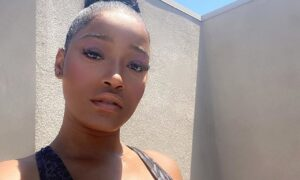 Keke Palmer height and weight