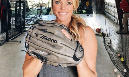 Jennie Finch height