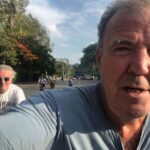 Jeremy Clarkson height, weight. He likes cycling